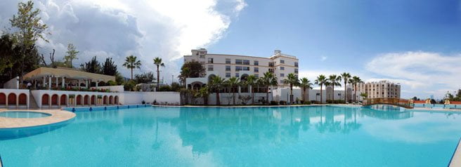 Hôtel Büyük Anadolu – Kyrenia
